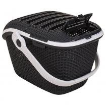 Caixa De Transporte Pet Carrier Cinza - Curver -