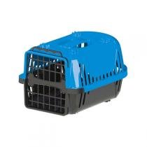 Caixa de Transporte Pet Injet Evolution - Azul -