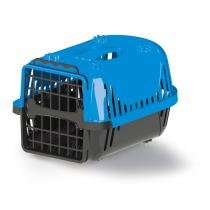 Caixa De Transporte Pet Injet Evolution Azul - Tam. 1 -