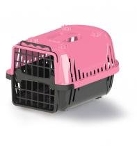 Caixa De Transporte Pet Injet Evolution Rosa - Tam. 1 -