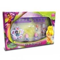 Caixa Maquiagem Fadas - Beauty Brinq -