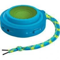Caixa Multimidia 2W Wireless e Bluetooth BT2000A/00 AZUL e Verde Philips -