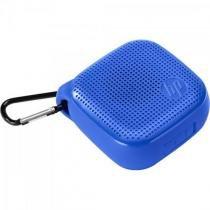 Caixa multimidia 3w rms bluetooth s300 azul hp -