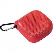 Caixa multimidia 3w rms bluetooth s300 vermelha hp -