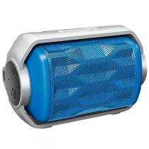 Caixa Multimídia Bluetooth E Microfone Azul  Bt2200a-00 Philips -
