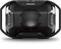 Caixa multimídia portátil bluetooth sb300b/00 preto philips -