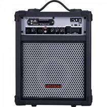Caixa Multiuso 30W BLUETOOTH/USB/SD/FM IRON 200 Preta Hayonik -