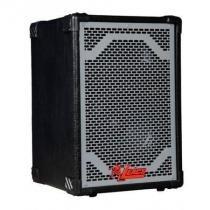 Caixa multiuso leacs mac 100 bluetooh usb sd card (40w falante 9/corneta piezzo) - Leacs