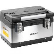 Caixa Organizadora Baú Inox Cbi020 6105000200 Vonder -