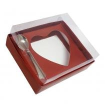 Caixa para Coração de Colher Color 500g - Yinpack -