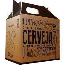 Caixa para Presente para 12 Unidades - Emporio da Cerveja