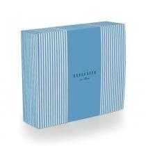 Caixa Presenteável Exclusive in Blue - Marca avon