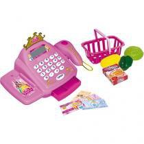 Caixa Registradora Disney Princesas Infantil Toyng - 27345