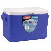 Caixa Térmica 28QT 26,5 Litros Azul - Coleman - Coleman