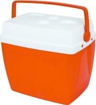 Caixa térmica 34l - laranja - Mor