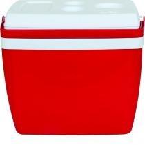 Caixa termica 34l vermelha mor 25108162 -