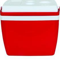 Caixa termica 34l vermelha mor 25108162 - Mor