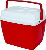Caixa térmica 34l - vermelho - Mor