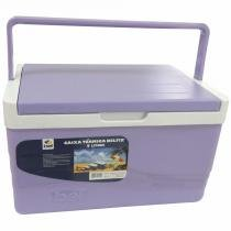 Caixa Térmica Cooler 5 Litros com Alça e Dreno - Belfix 4305 - Belfix