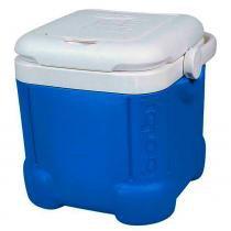 Caixa Térmica Ice Cube 11 Litros Azul Igloo - Nautika