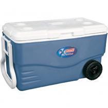 Caixa Térmica Xtreme 100QT 95 litros com rodas azul Coleman - Coleman