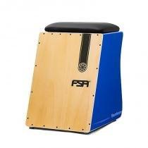 Cajón Eletroacústico Captação Dupla Azul Confort Fca4504 Fsa - Fsa