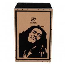 Cajon Eletroacústico Inclinado Bob Marley K2-EQ-BM - Jaguar - Jaguar