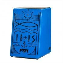 Cajon Inclinado Teen Series Christian 12 Fios Fts7001 Fsa - Fsa