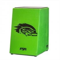 Cajon Inclinado Teen Series Paul 12 Fios Fts7004 Fsa - Fsa