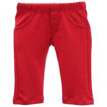 Calça lisa motorcycle - G - Mini kids