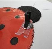 Calcador da Janome Sew Mini - Janome
