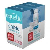 Cálcio + Vitamina D Equaliv - Suplemento - Equaliv