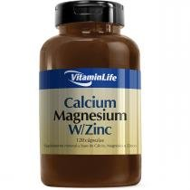 Calcium Magnesium Zinco - VitaminLife - VitaminLife