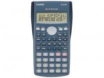 Calculadora Científica Casio 240 Funções - 12 Dígitos FX-82MS Preta