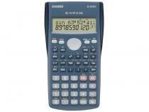 Calculadora Científica Casio 240 Funções FX-82MS-SC4-DT