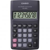Calculadora com 8 Dígitos Casio HL-815L Preta - Casio