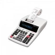 Calculadora com bobina 12 digitos 4,4 lin/seg 110v dr210tm branco casio - Casio