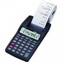 Calculadora com Bobina 12 Digitos HR8TM Preta - Casio - Casio