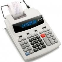 Calculadora com Bobina 12 Dígitos MA-6124 Impressão Bicolor - Elgin - Elgin