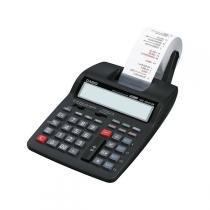 Calculadora com impressora 2,0 linhas / seg, 12 dígitos e bobina de 58mm - HR-100TM - Casio - Casio