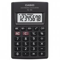 Calculadora De Bolso 8 Dígitos Função Percentual Hl-4A Casio - Casio
