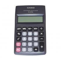 Calculadora de Bolso 8 Dígitos HL815L Preta - Casio - Casio