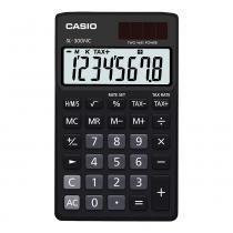 Calculadora de Bolso 8 Dígitos SL300NC Preta - Casio - Casio