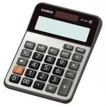 Calculadora De Mesa 12 Dígitos Cinza Mx120b Casio - Casio