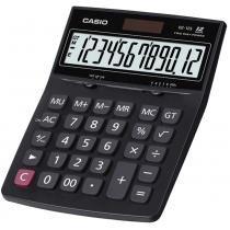 Calculadora de Mesa 12 Dígitos DZ-12S Preta CASIO - Casio