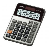 Calculadora de Mesa 12 Dígitos MX-120B Cinza - Casio - Casio