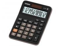 Calculadora de Mesa Casio 12 Dígitos - MX-12B Preta