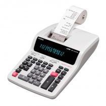 Calculadora de Mesa Casio DR-210TM 220V com Bobina - Casio