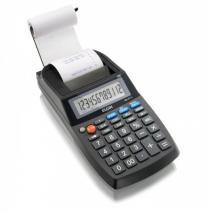 Calculadora de Mesa Compacta com bobina 12 dígitos - MA 5111 - Elgin - Elgin