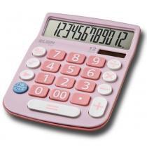 Calculadora de Mesa Elgin 42MV41300000 Rosa - Elgin